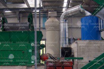 -غبارگیر-صنعتی-صباهواساز2-350x233 اسکرابر - شستشوی هوا و تصفیه هوا